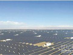 海南州建成千万千瓦级太阳能生态发电园