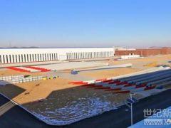 中船重工大连庄河海上风电装备产业园项目顺利通过竣工验收