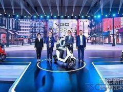Honda中国发布首款锂电池电动摩托车