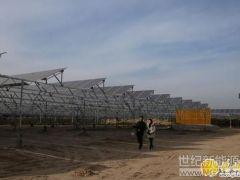 榆林:光伏扶贫电站覆盖九成以上贫困村