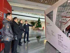 中国水利电力物资集团有限公司王宇飞一行莅临三一重能