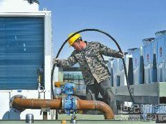 """保定正探索""""光伏+空气源热泵""""清洁取暖新方式"""