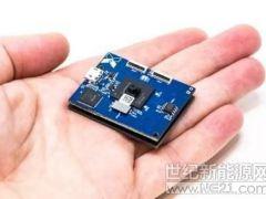 首款太阳能供电无线AI摄像头原型面世