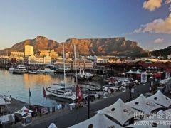 新南边动力公司竣工南非首个漂泊光伏项目