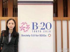 """晶科能源出席2019日本B20峰会 提出""""新科技和新能源,5.0社会的KPI"""""""