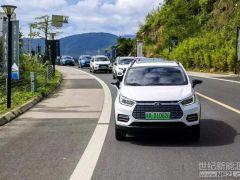 海南新行动 力图2028年公事用车完成干净动力化