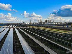 壳牌公司将开始使用来自荷兰的太阳能电力