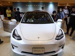 Model 3在华多地交付 特斯拉否认与智慧能源洽谈