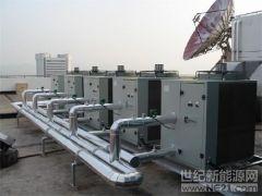 空气源热泵华东、华北区域潜力巨大