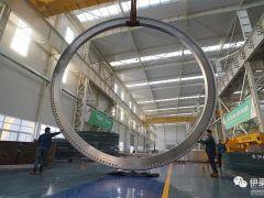 12MW级风电法兰由这家中国企业提供