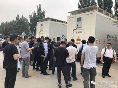 北京储能项目考察:直流光储充已具备商业推广价值