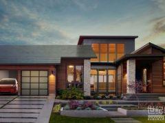 特斯拉太阳能屋顶虽然时髦但却难以置信得贵