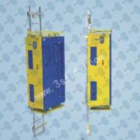 供应中际联合3SLift施工电梯 风电电梯 塔筒升降机