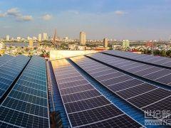 越南中部电力力争2019年屋顶太阳能装机容量达48MWp