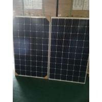 回收二手降级库存拆卸太阳能光伏电池板15195660368