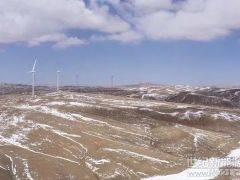 """雪域高原的""""新能源明珠""""——回顾龙源西藏新能源开发历程"""