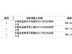 中广核贵州贞丰陇塔光伏项目EPC总承包采购中标候选人公示