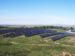 同煤集团大同领跑者100MW光伏电站