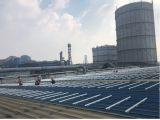 道达尔远景9.63MW中天钢铁屋顶项目