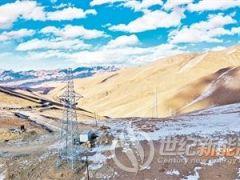 新疆大力实施光伏供电村电网延伸工程