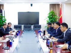 三峡新能源与辽宁省调兵山市将继续化新能源业务合作