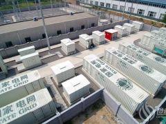 填补国内空白 平高集团储能电站参与华中电网跨省调峰获得成功