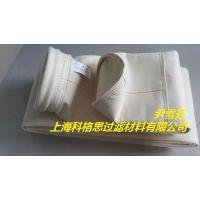 科格思耐腐蚀 耐酸碱PPS高温除尘滤袋生产厂家