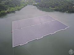 巴西水电站大坝将容纳30 MW浮式太阳能发电站
