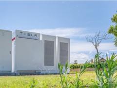西澳大利亚州部署的多个特斯拉电池储能系统开展共享服务试验