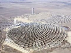 中国将决定全球光热发电产业走向