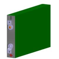 100Ah磷酸铁锂电池