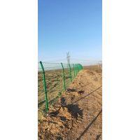 光伏围栏原材料钢丝金属网加热浸塑护栏