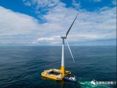 浮式风电运行两年,超低成本系泊通过考验!