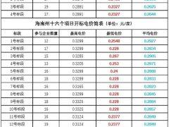 青海惊报0.228元/度竞标电价 呈现光伏面临巨大压力