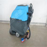 商场清洁性能优越的手推式洗地机