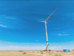 青海165万千瓦风电项目并网倒计时——看开发商如何抢回进度!