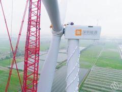 150米!深圳能源风电高度再被刷新