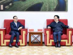 吉林省长景俊海:希望三一深化与吉林全面合作