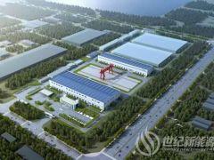 山东河口经济开发区大功率永磁直驱风机总装项目开工建设