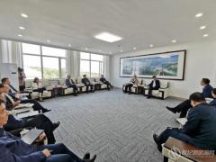 三峡集团与内蒙古乌兰察布市座谈