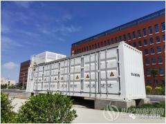 银隆功率型储能系统成功应用于风光储一体化项目