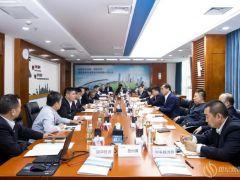 中车株洲所与国华投资开展合作交流并签署长远合作框架协议