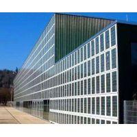 广东晶天太阳能电池组件 光伏幕墙 太阳能发电玻璃 双玻光伏板