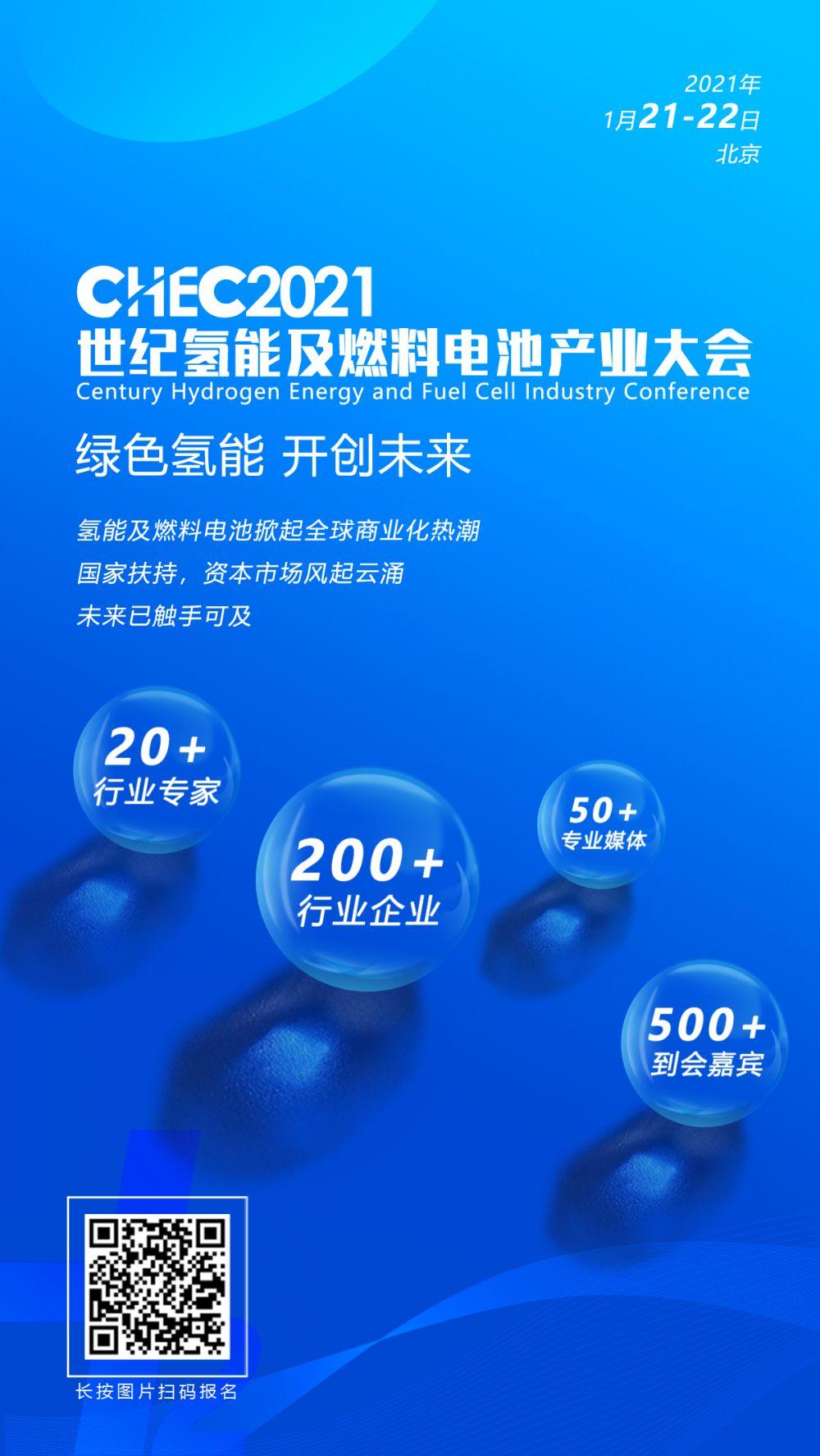 CHEC2021世纪氢能产业大会海报(13)