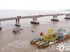 """中广核新能源:浙江区域海上风电乘风破浪""""加速跑"""""""