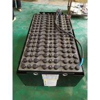 HAWKER牵引型蓄电池48V5PZB375进口品牌电池组