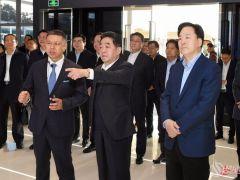 江苏省晶硅光伏产业强链专班来常开展专题调研