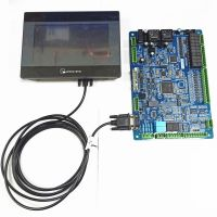 中高频感应加热电源串联谐振IGBT控制板