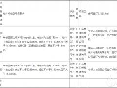 广东电力2021年度第一批光伏组件采购中标候选人公示