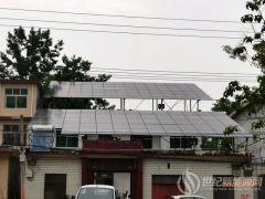 河南一村民安装屋顶光伏发电设备后,每月电费收入两三千元:像领养老金